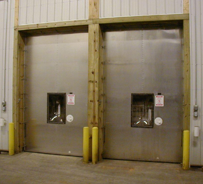 Scs Aluminum Doors Storage Control Systems Ca Doors